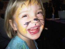 Little Lion Smiles