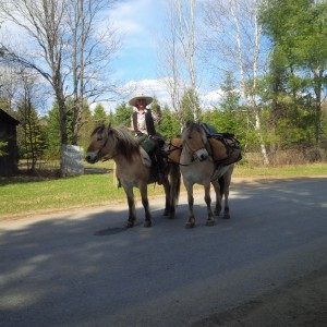 riding the country
