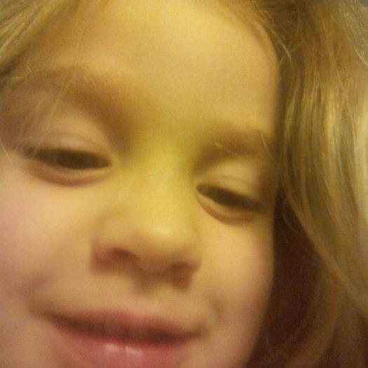 emma's 4 selfie